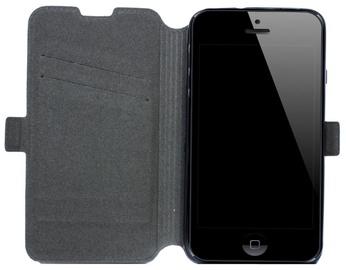 Telone Super Slim Shine Book Case Nokia 730/735 Lumia Black