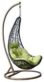 Садовое кресло Domoletti Simple 4772013150893, зеленый