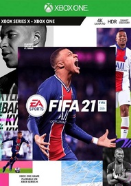 Xbox Series X spēle Electronic Arts FIFA 21