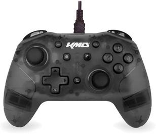 Игровой контроллер KMD Wired Pro Controller with Turbo Black