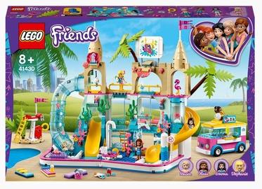 Konstruktors LEGO Friends Jautrais vasaras ūdens atrakciju parks 41430, 1001 gab.