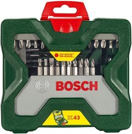 Bosch 2607019613 X-Line Hex Drill Bit Set 43pcs