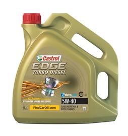 Castrol Edge Titanium Turbo Diesel 5W/40 Engine Oil 4l
