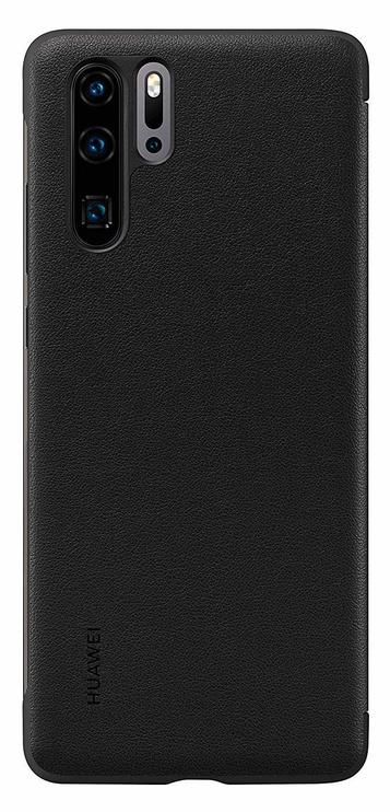 Huawei Smart View Flip Case for Huawei P30 Pro Black