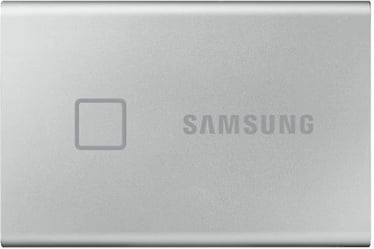 Samsung T7 Touch 2TB Silver