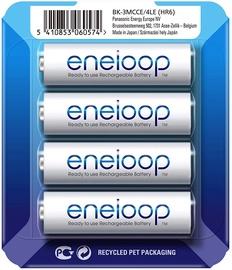Uzlādējamais elements Panasonic Eneloop HR6 AA x 4 BK-3MCCE/4LE 1900 mAh