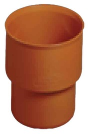 Magnaplast Connector For Cast Iron Pipe D160 Brown