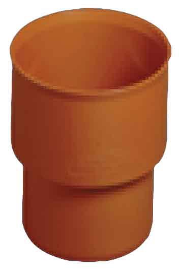 Uzmava uz čugunu ārēja D160 PVC (Magnaplast)