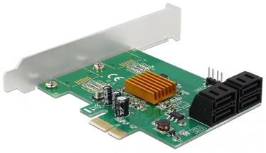Delock 90382 PCIe 4x SATA