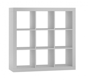 Top E Shop Kalax Shelf Unit 3x3 White