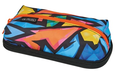 Herlitz Pencil Pouch Clever Pack Neon Art