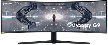"Monitors Samsung Odyssey G9, 49"", 1 ms"