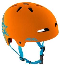 Шлем REKD Elite Icon 0100080299, синий/oранжевый, L, 580 - 590 мм