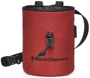 Black Diamond Mojo Chalk Bag Red Oxid L