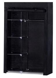 Гардероб Homede Nedra, черный, 105x45x175 см