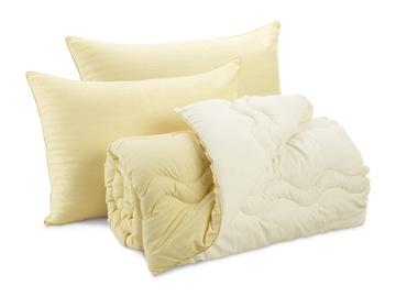 Dormeo Good Morning/Night Pillows and Duvet Set Yellow 200 x 200cm
