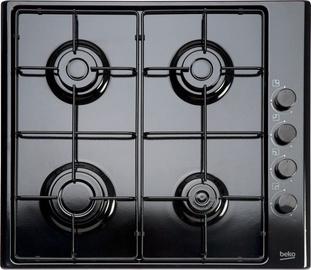 Газовая плита Beko HIZG 64120 SB Black