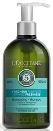L´Occitane Purifying Freshness Shampoo 500ml