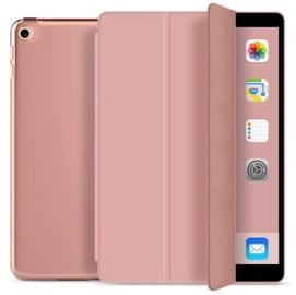 TakeMe Smart Slim Book Case For Apple iPad 10.2/10.5'' Rose Gold