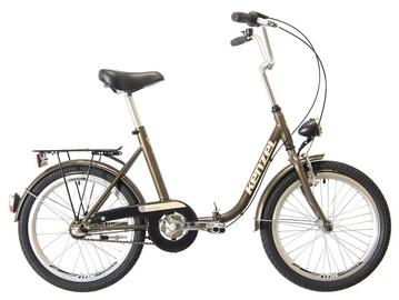 "Велосипед Kenzel Camping 2021, серый, 16"", 20″"