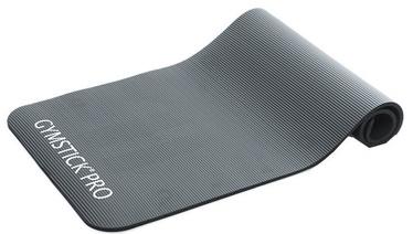 Gymstick NBR Fitness Mat 140x60x1cm Grey