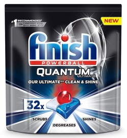 Finish Quantum Ultimate Tablets 32pcs