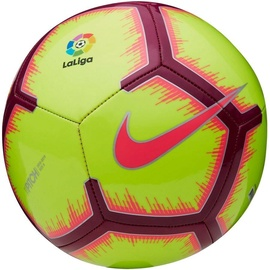 Bumba Nike La Liga Pitch Football FA18 Yellow Size 4