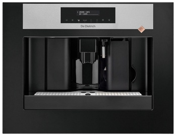 Встроенная кофемашина De Dietrich DKD7400X Inox/Black