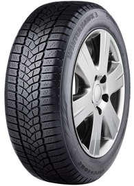 Зимняя шина Firestone WinterHawk 3, 205/55 Р16 91 T E C 72
