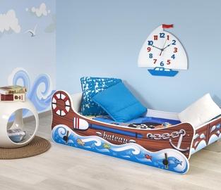 Детская кровать Halmar Boat, 150x79 см