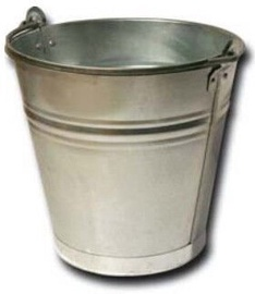Ведро VTGR 06-14-0250, 12 л, нержавеющей стали