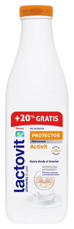 Lactovit Activit Protective Shower Gel 720ml
