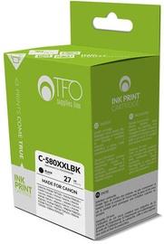 TFO Cartridge Canon C-580XXLBK 27ml