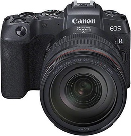 Canon EOS RP Body + RF 24-105mm f/4L IS USM + Mount Adapter EF-EOS R