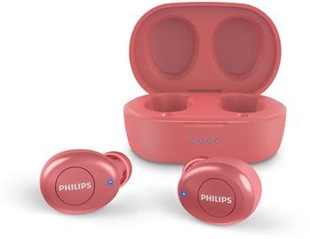 Беспроводные наушники Philips TAT2205 TWS in-ear, красный
