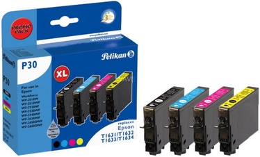 Pelikan Multi Pack Ink Cartridge P30 4pcs