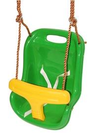 4IQ Baby Swing Green/Yellow