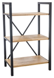 Signal Meble Loras R4 Storage Shelf 100x60cm Oak