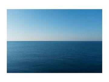 Fotoattēls Signal Meble Sea View Glass Painting 120x80cm