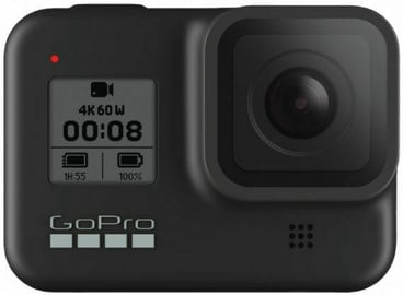 Экшн камера Gopro Hero 8 Black