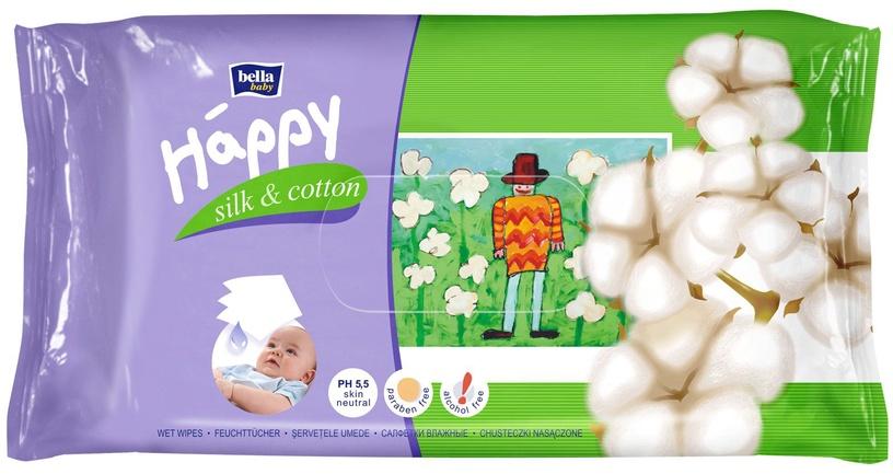 Bella Baby Happy Silk & Cotton 64pcs