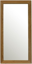 Spogulis Home4you Mondeo Oak, 40x80 cm
