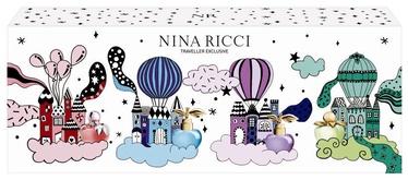Nina Ricci Traveler Exclusive 4pcs Set 16ml EDT