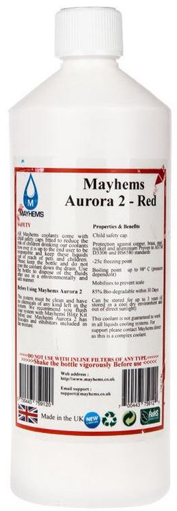 Mayhems Aurora 2 Red 1000ml