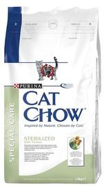Cat Chow Sterilized 1.5kg