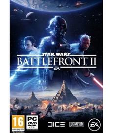 Компьютерная игра Star Wars: Battlefront II PC
