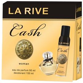 Парфюмированная вода La Rive Cash Woman 90 мл EDP + 150 мл Дезодорант