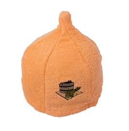 Pirts cepure Namu Tekstile, persiku krāsa