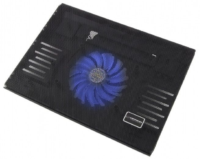 Esperanza Solano Notebook Cooling Pad