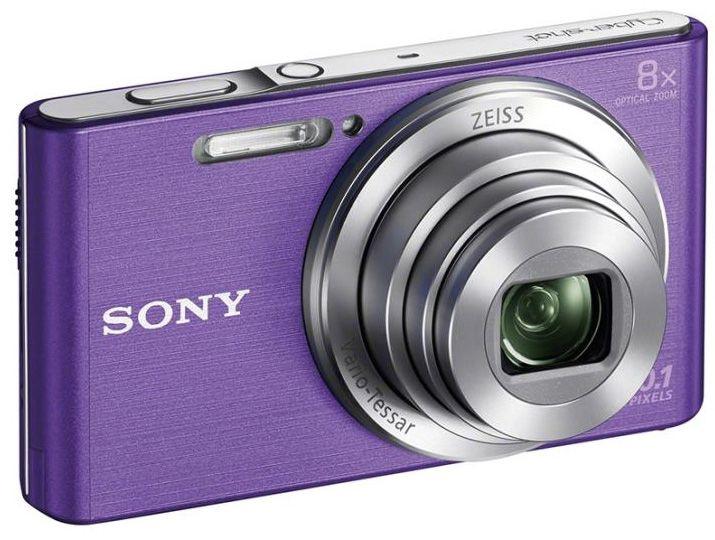 Sony Cyber-Shot DSC-W830 Violet
